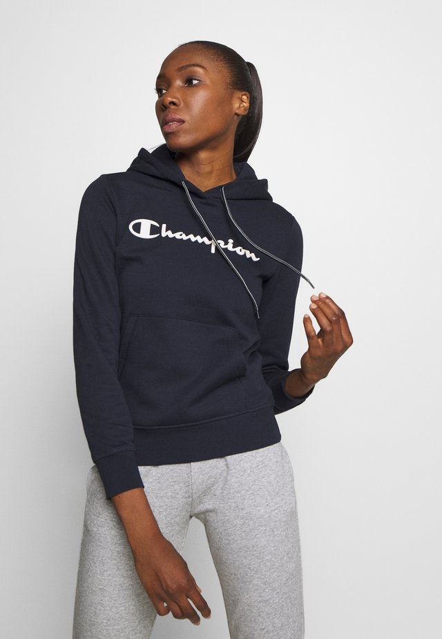 ESSENTIAL HOODED LEGACY - Hoodie - dark blue