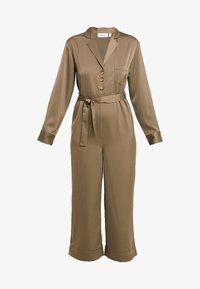 Chalmers - BROOKE JUMPSUIT - Pijama - military - 4