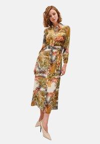 LC Waikiki - Shirt dress - khaki - 0