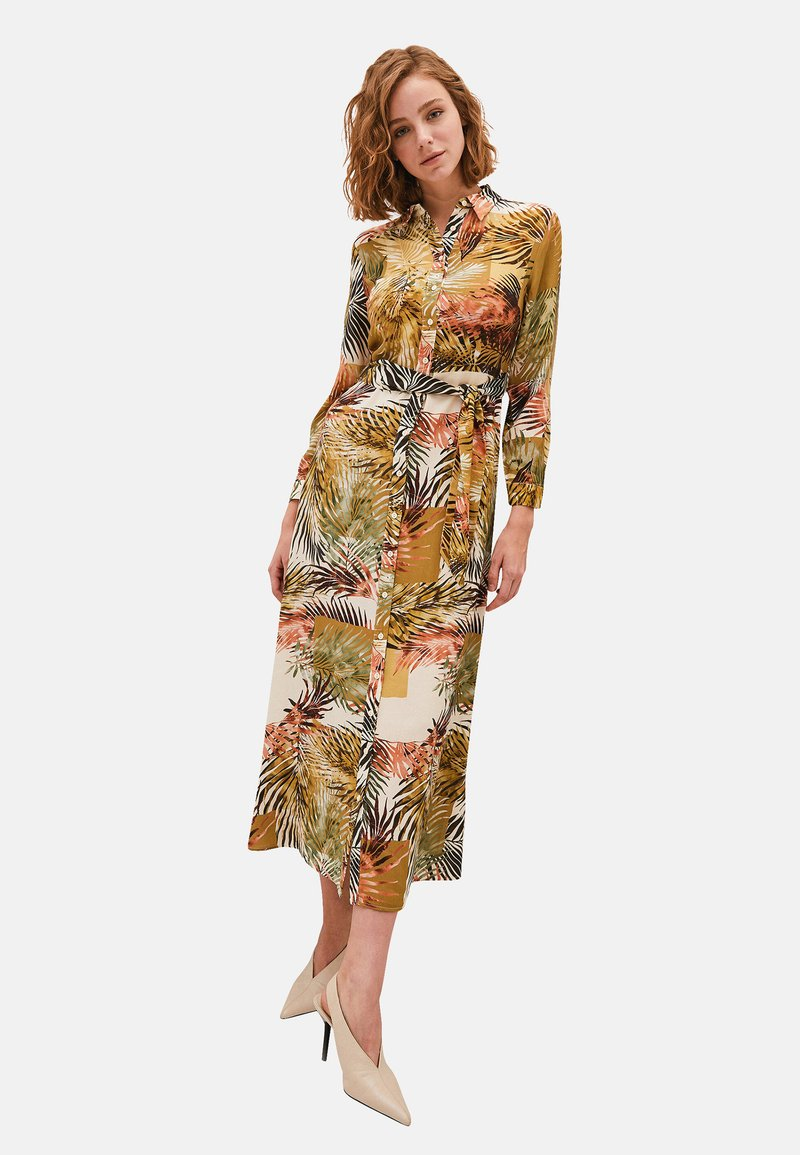 LC Waikiki - Shirt dress - khaki