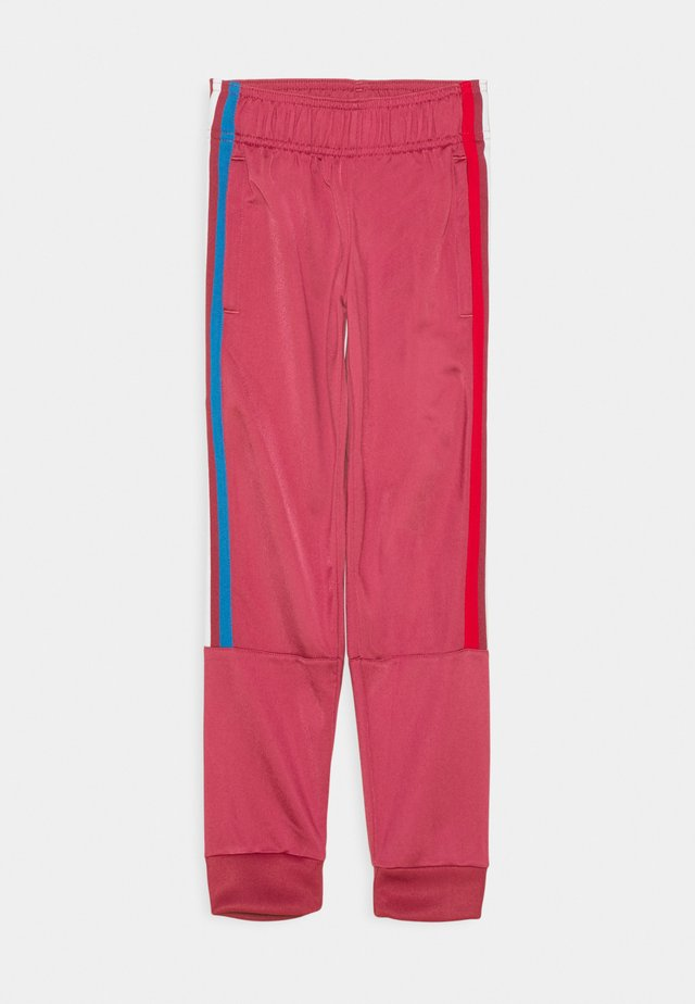 TRACKPANT UNISEX - Tracksuit bottoms - wild pink