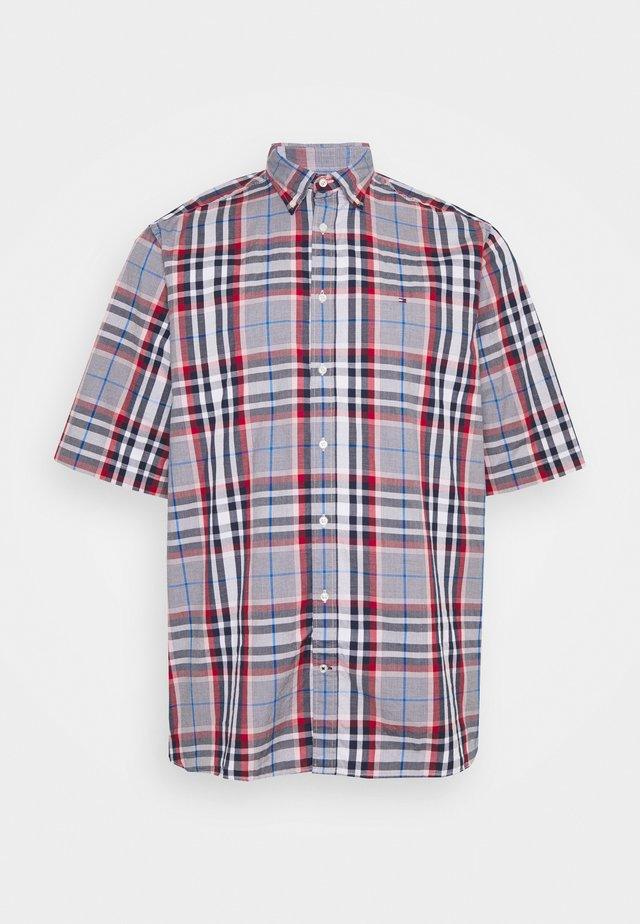 Košile - arizona red/yale navy/multi
