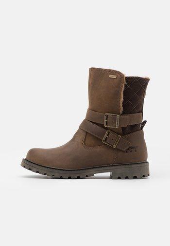 SYCAMORE - Kotníkové boty - brown
