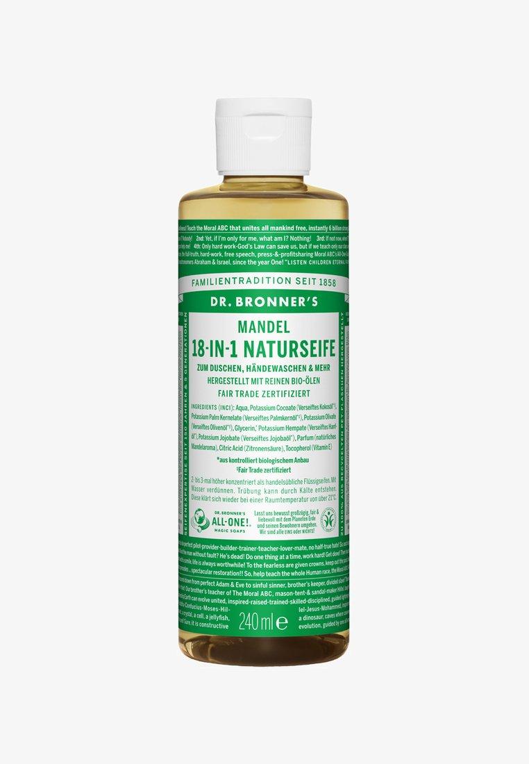 Dr. Bronner´s - 18-IN-1 NATURAL SOAP - Shower gel - mandel