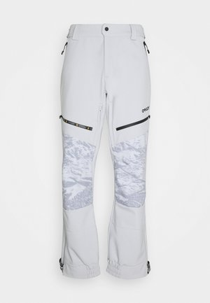STRETCHY PANT - Snow pants - lunar rock