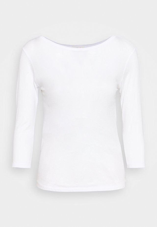 DECATUR - Langærmede T-shirts - blanc