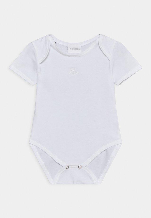 BABY SHORT SLEEVE - Body - bianco