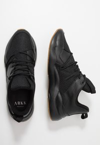 ARKK Copenhagen - ASYMTRIX  - Trainers - black - 1