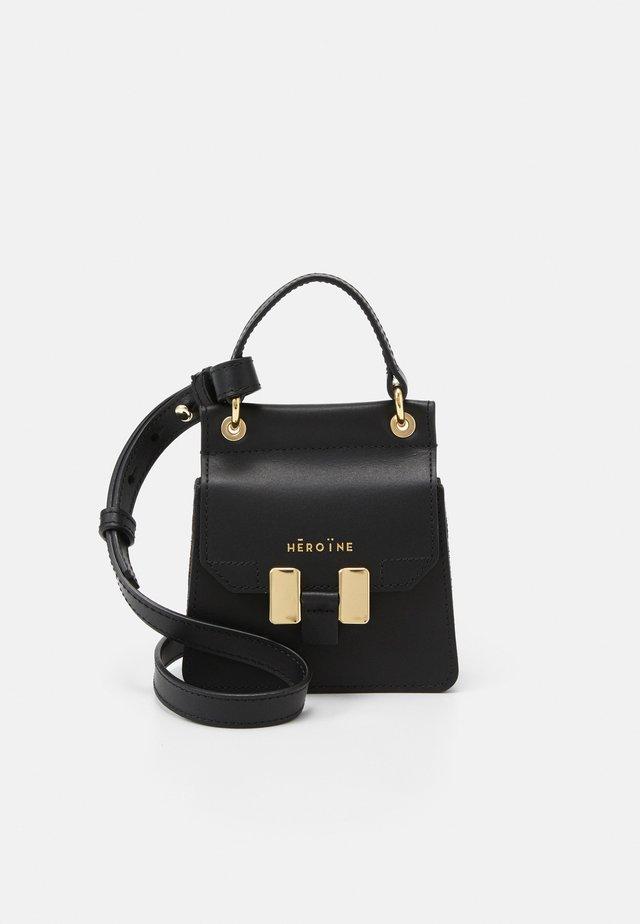 NANO MARLENE - Handtasche - black