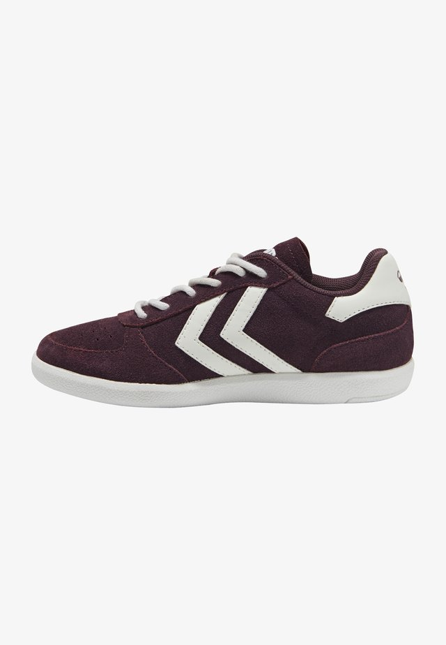 VICTORY - Sneakers laag - bordeaux