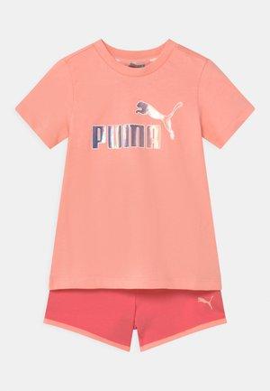 MINICATS SET UNISEX - Camiseta estampada - apricot blush