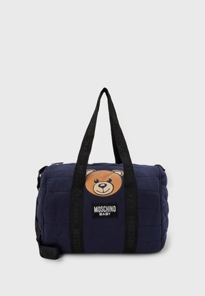 BABY CHANGING BAG SET UNISEX - Baby changing bag - blue navy