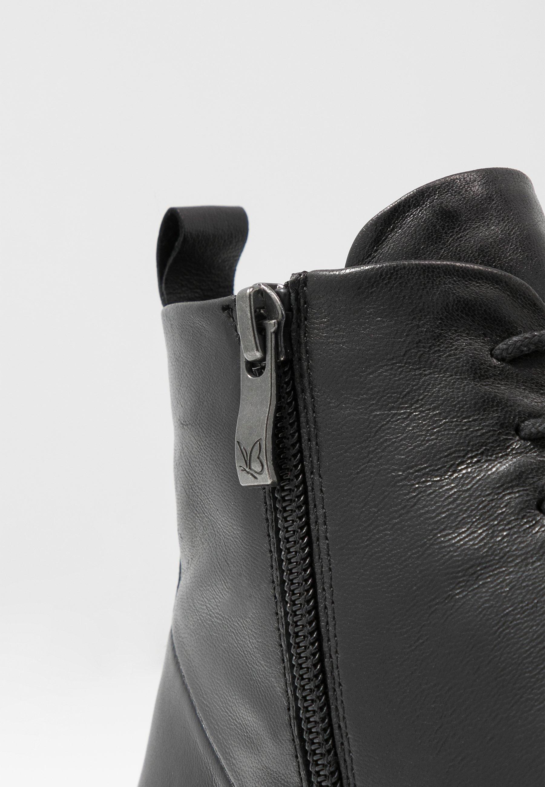 Caprice Schnürstiefelette - black | Damen Schuhe 2020