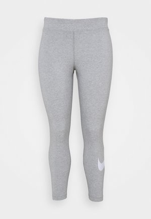 Legíny - grey heather/white
