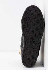 Guess - FREETA - Sneakers high - black - 6