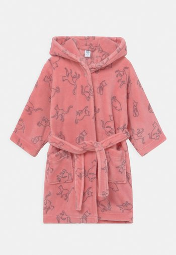 Dressing gown - rose cream