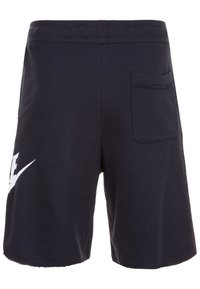 Nike Sportswear - M NSW HE FT ALUMNI - Shorts - black/white - 1