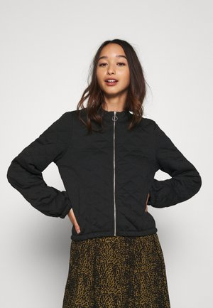 NMEMILIA JACKET - Light jacket - black