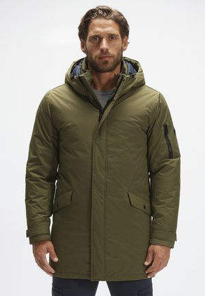 SAILOR  - Winter coat - ivy green