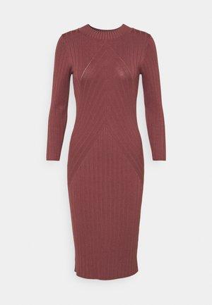 JDYKATE DRESS - Robe fourreau - rose brown