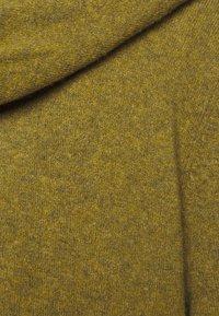 Marc O'Polo DENIM - CARDIGAN LONG SLEEVE INTARSIA - Cardigan - washed pea - 2
