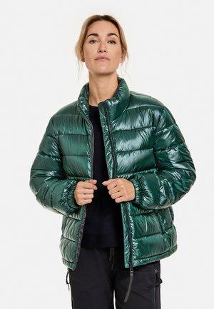 OUTDOOR SPORTIVE STEP - Down jacket - smaragd grün