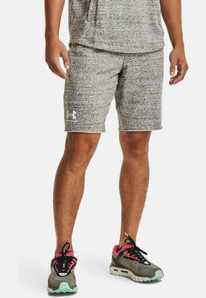 RIVAL TERRY SHORT - Sports shorts - onyx white