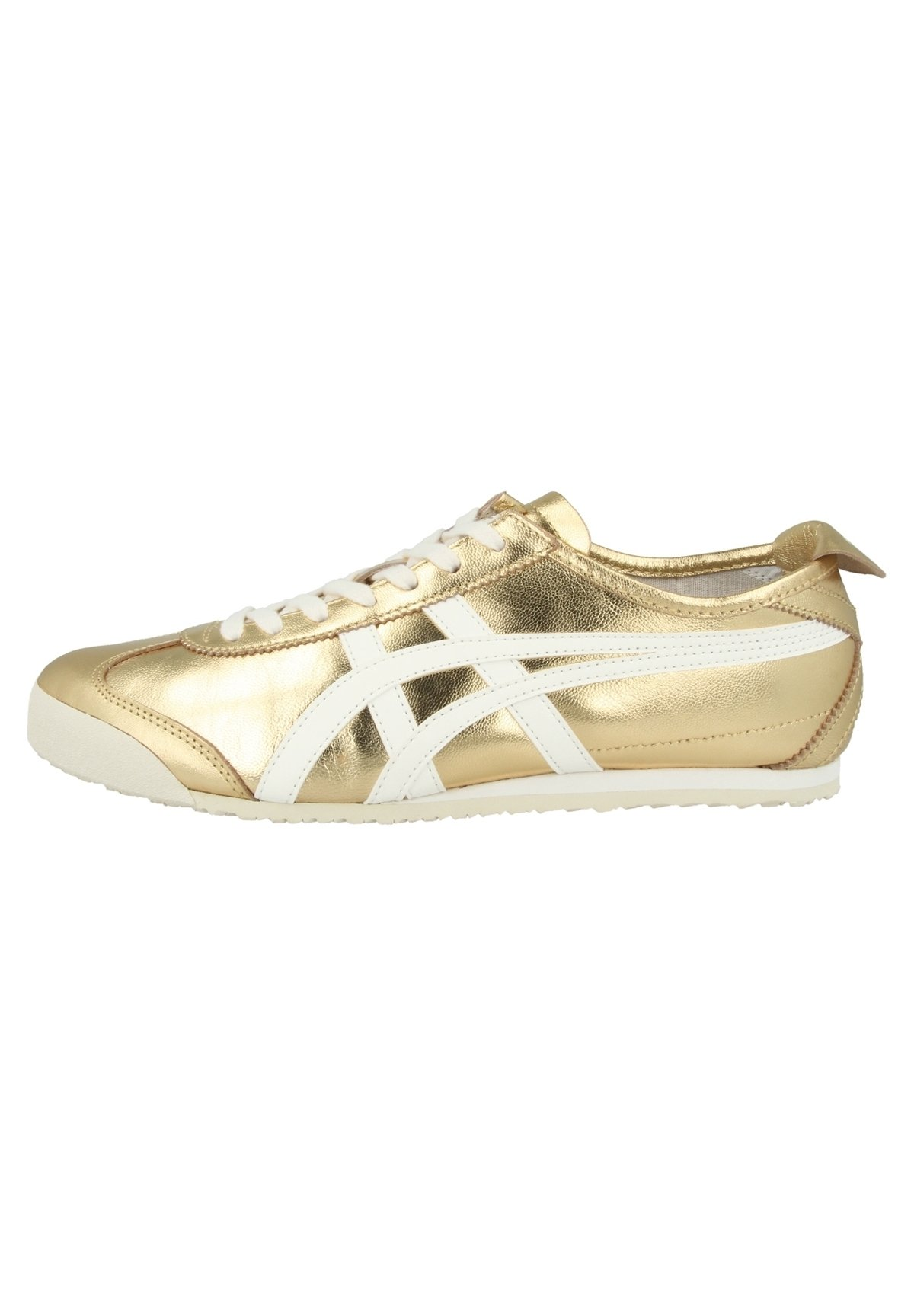 Femme MEXICO 66 - Baskets basses - gold-white