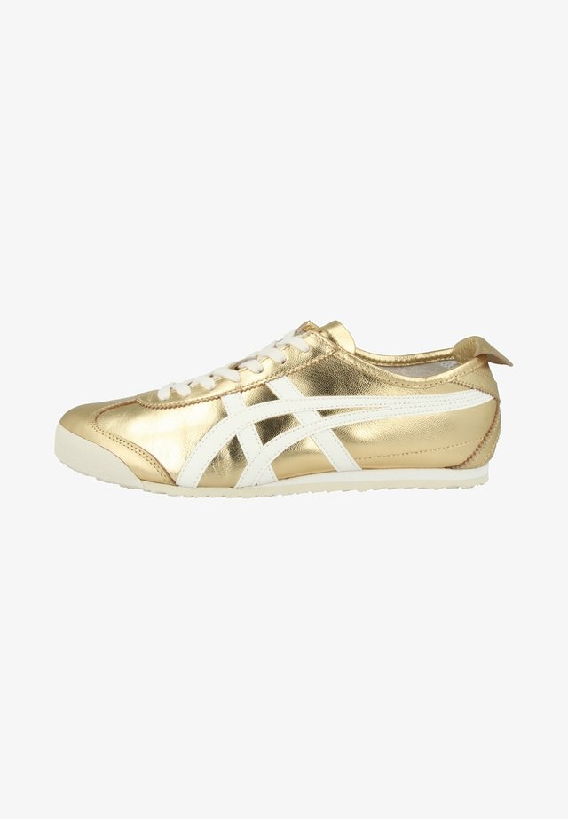 MEXICO  - Sneakers - gold-white