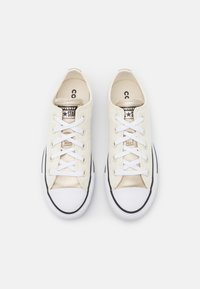 Converse - CHUCK TAYLOR ALL STAR MONO - Trainers - egret/light gold/black - 5