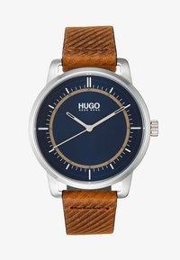 HUGO - REVEAL - Reloj - brown/blue - 1