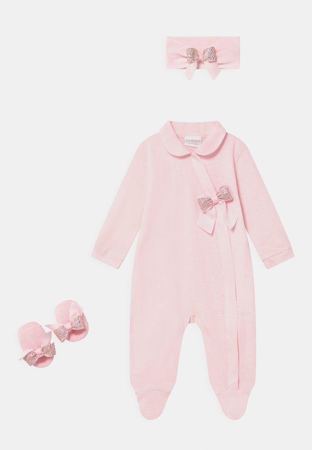 BABY GIFT-BOX  - Combinaison - rosa baby