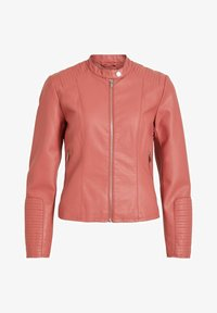 mottled pink