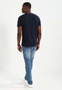 INDICODE JEANS - PITTSBURG - Slim fit jeans - blue wash - 2