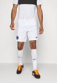 Nike Performance - PARIS ST GERMAIN SHORT - Sports shorts - white/old royal - 0