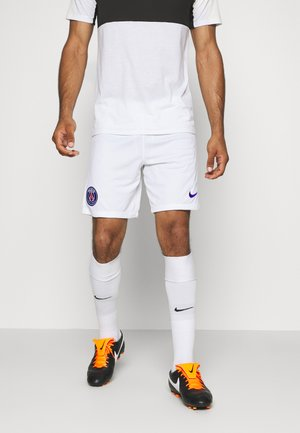 PARIS ST GERMAIN SHORT - Korte sportsbukser - white/old royal