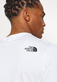 The North Face - GEODOME TEE  - Langarmshirt - white - 5