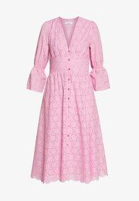 IVY & OAK - BROIDERY ANGLAISE DRESS - Day dress - blush - 4
