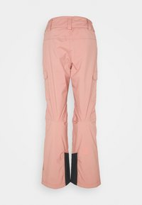 Helly Hansen - SWITCH INSULATED PANT - Skibukser - ash rose - 1