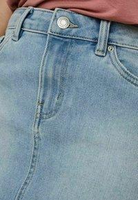 Vero Moda - Pencil skirt - light blue denim - 3