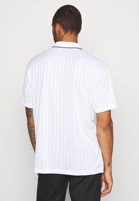 Topman - Print T-shirt - white - 2