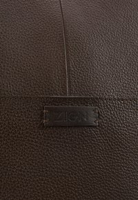 Zign - UNISEX LEATHER - Reppu - dark brown - 7