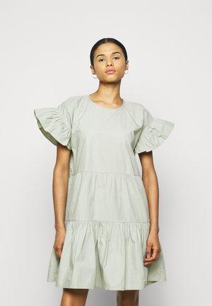 LORETTA - Vestido informal - desert sage
