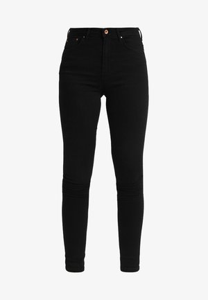 ONLPAOLA - Jeansy Skinny Fit - black