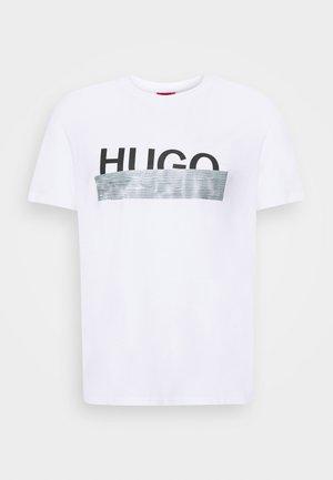 DICAGOLINO - T-shirt med print - white