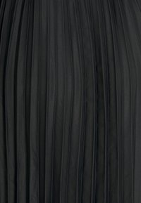 Missguided Tall - ONE SHOULDER PLEATED SKIRT DRESS - Vestido de cóctel - black - 2