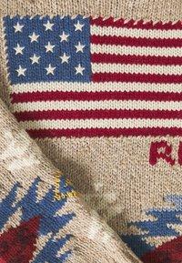 Polo Ralph Lauren - FLAG CLASSIC LONG SLEEVE - Svetr - multi - 2
