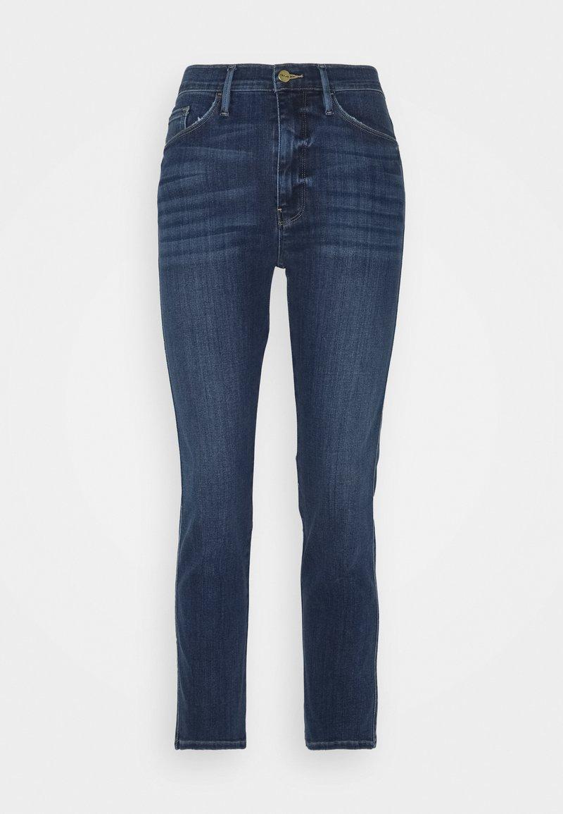 Frame Denim - LE PIXIE SYLVIE - Straight leg jeans - stallion