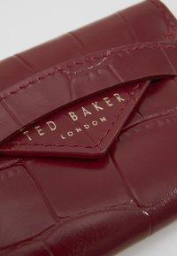 Ted Baker - TAWNEEE - Lommebok - maroon - 2