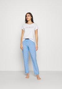 Tommy Hilfiger - ORIGINAL PANT - Bas de pyjama - dark blue - 1